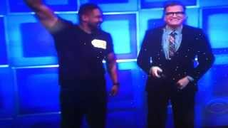Drew gets dropped on Price is Right!
