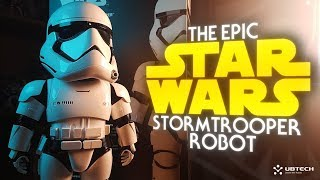 EPIC Star Wars Stormtrooper Robot!