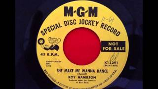 Roy Hamilton She Makes Me Wanna Dance Free MP3 Song Download 320 Kbps