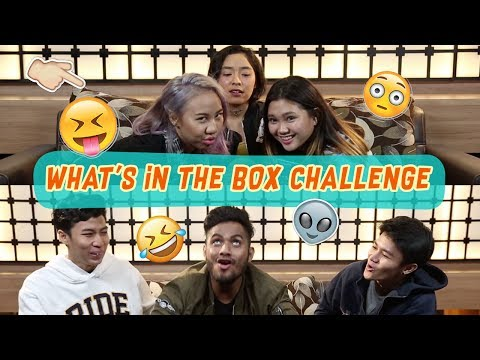 #9 | WHAT'S IN THE BOX CHALLENGE | The Next Boy/Girl Band GlobalTV