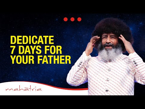A fresh perspective to celebrate Father's Day - By Mahatria | infinitheism