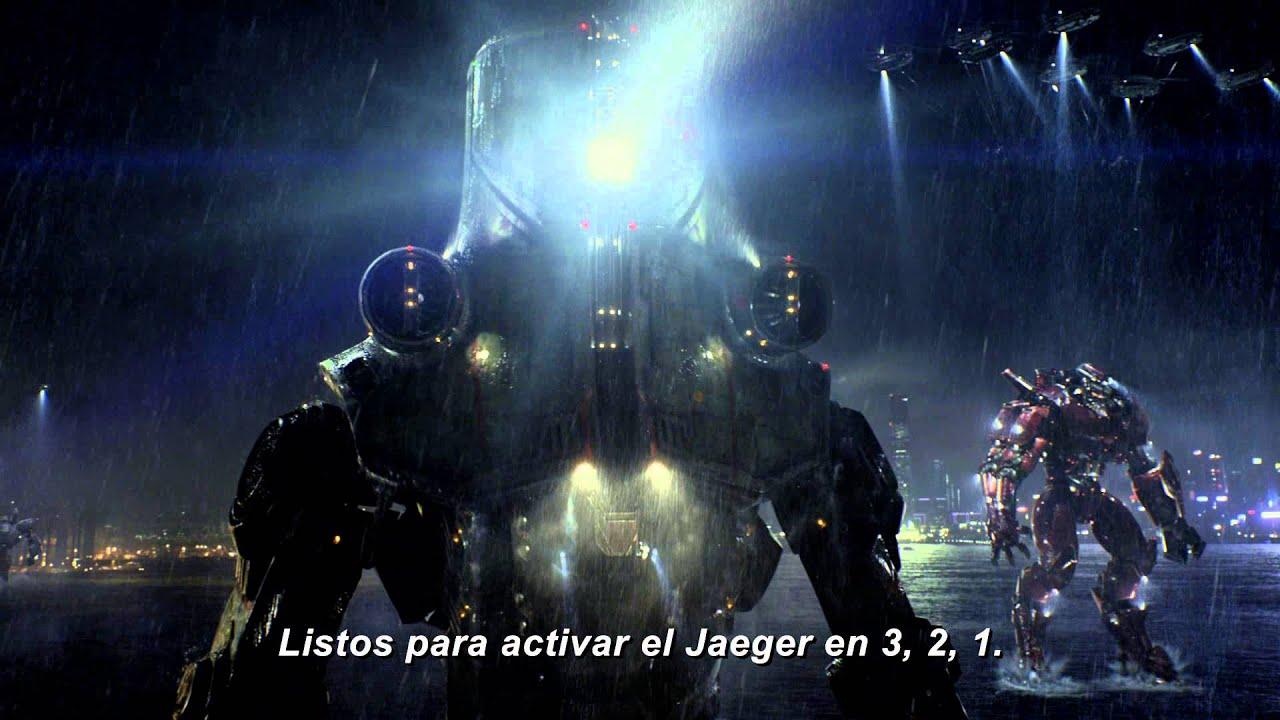 TITANES DEL PACÍFICO - Tráiler 1 subtitulado HD - Oficial ... Pacific Rim Concept Art