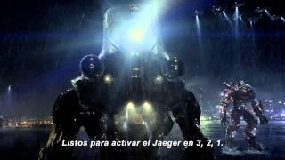 TITANES DEL PACÍFICO - Tráiler 1 subtitulado HD - Oficial de Warner Bros. Pictures