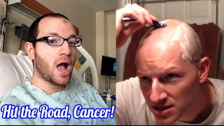 Hit the Road, Cancer! End of Chemotherapy Ray Charles Lip Dub