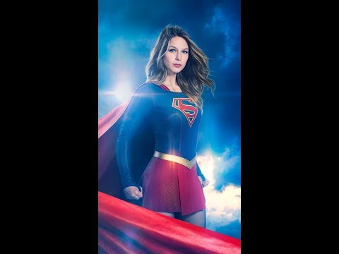 Supergirl-Powers and Fight