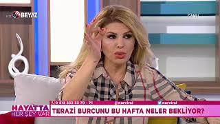 Haftalık TERAZİ burç yorumları 7 Mayıs - 13 Mayıs 2018 / Nuray Sayarı HD
