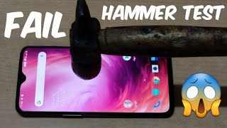 Oneplus 7 Screen Scratch Test Gorilla Glass 5  Destroyed OnePlus 7 ?? 😱😭