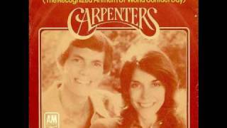 The Carpenters - Calling Occupants Of Interplanetary Craft (Stripped Down Version)
