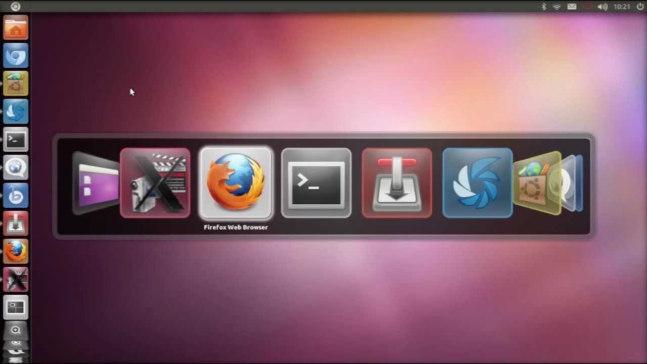 switcher ubuntu 11.10