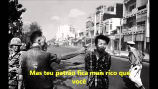 Dead Kennedys - Holiday In Cambodia Legendado PT-BR