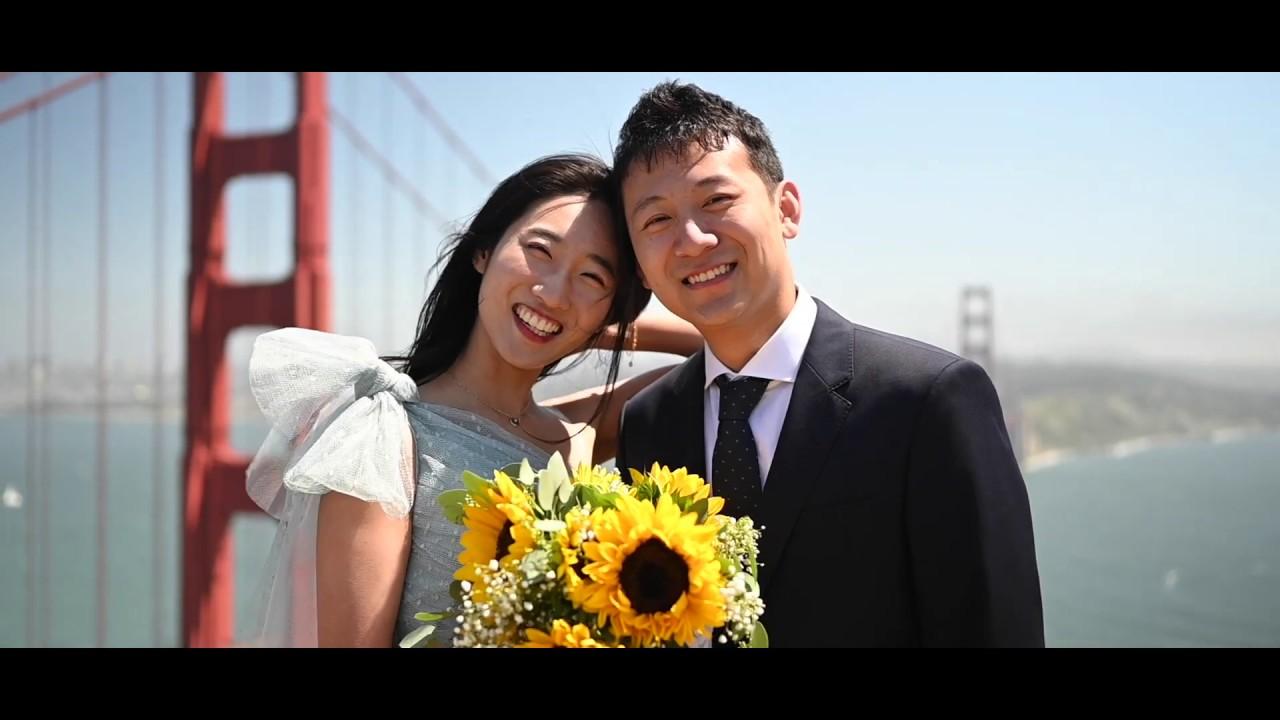Yuchen & Bofan San Francisco Vlog