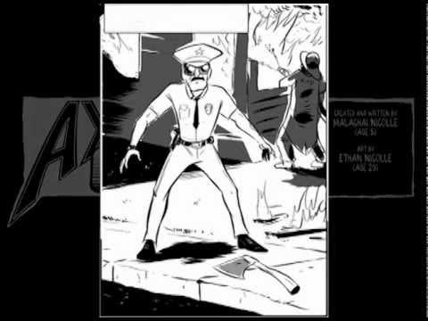 Axe-Cop The Fandub - EPISODE 1