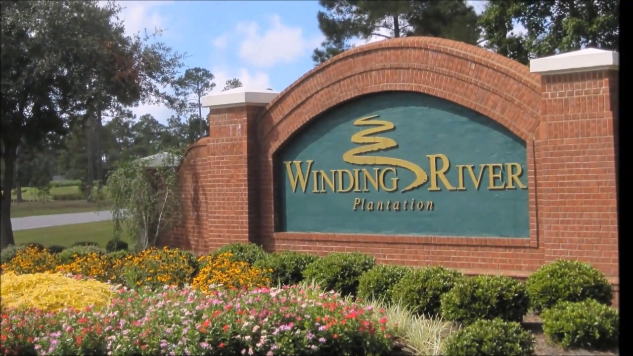 138. Southeastern NC Golf Community - Winding River ...