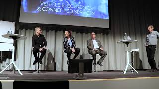 VECS 2019 Panel Discussion: Vulnerabilities in Connected Cars