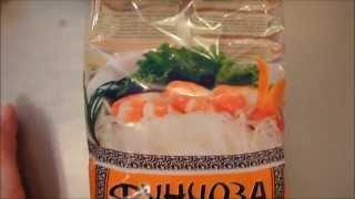"""Салат """"Фунчоза по-корейски"""""""