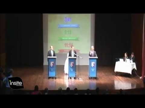 Insite Leaders' Debate 2013 on Campus