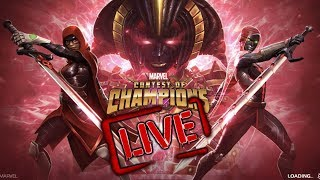 I FEEL LIKE BLOWING CHUNKS EVERY/ MARVEL CONTEST OF CHAMPIONS