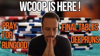 WCOOP!!! - $1k Sunday Million and more!