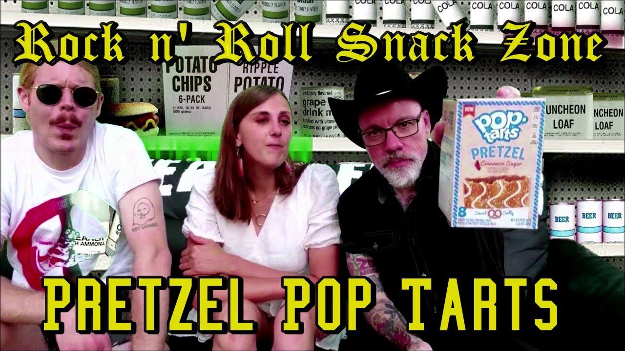 Rock n' Roll Snack Zone: Pretzel Pop Tarts