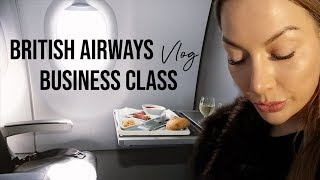 British Airways Business Class Vlog (bad review!)