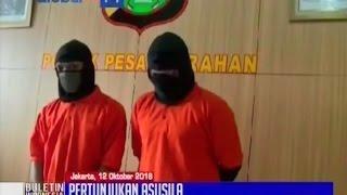Gelar 'Live Show Sex', pasangan mesum ditangkap polisi - BIP 13/10