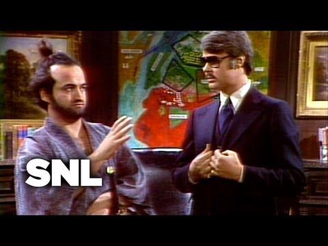 Samurai Hitman - Saturday Night Live |
