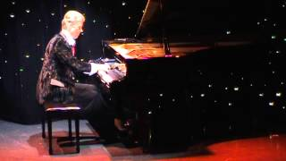 "Wind Beneath My Wings and Clair De Lune; ""At Your Request"" Live on stage with Jon England"