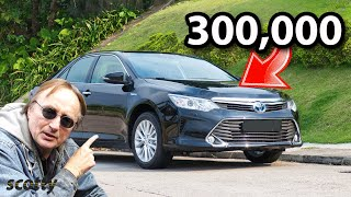 4 Cars That Will Last 300,000 Miles or More