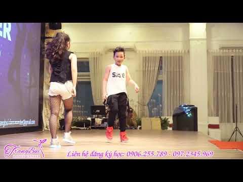 Boom Boom - Khắc Hiệu & Hiền Anh - Trang Bùi DanceSport Hải Dương