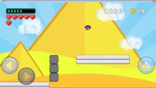 Plumy - Platform Game world 2