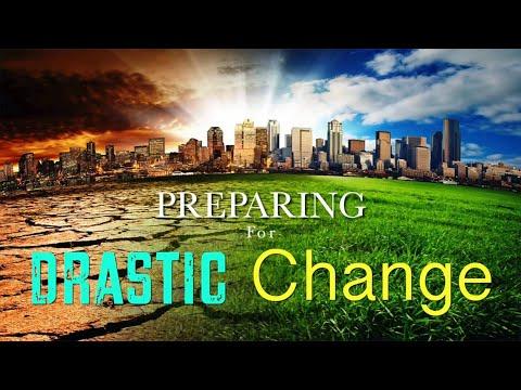 Preparing for Drastic Change: In Conversation
