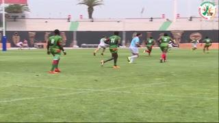 Rugby : Stade 5 juillet Jeux africains de la jeunesse -Alger 19-07-2018