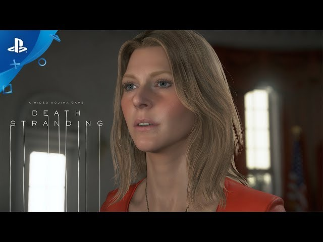 Death Stranding - Briefing Trailer | PS4
