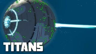 Planetary Annihilation: Titans - 10P Race for the Annihilaser | Multiplayer Gameplay