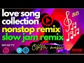 Gambar cover slow jam remixes nonstop love song collection relaxing hip hop beat original mix