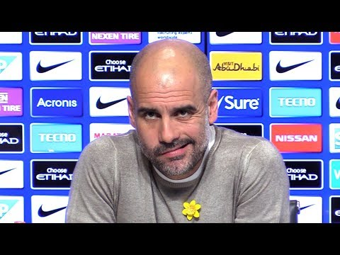 Pep Guardiola Full Pre-Match Press Conference - Manchester City v Watford - On FFP Investigation