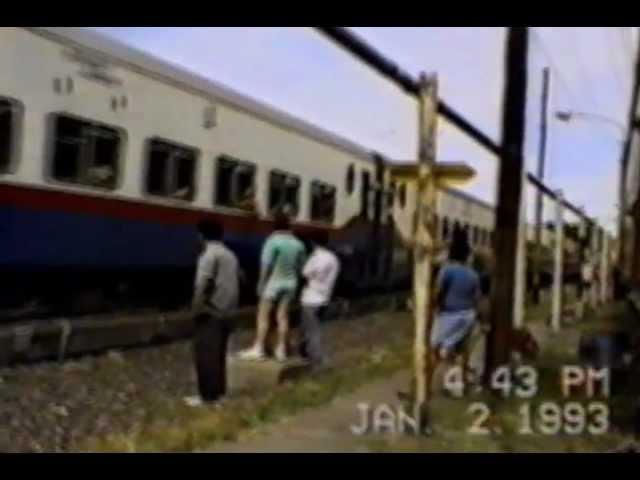 Tren El Gran Capitán, Epoca de F.A. Año 1993.wmv