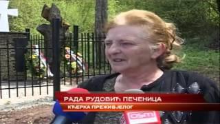 Освјештавање споменика у мјесту Самарџића Брдо код Сокоца (9.5.2016.)