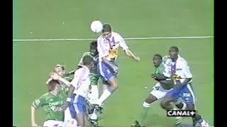 ASSE 2-2 Lyon - 6e journée de D1 2000-2001