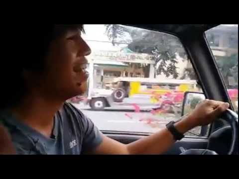 Beast mode driving in the Philippines