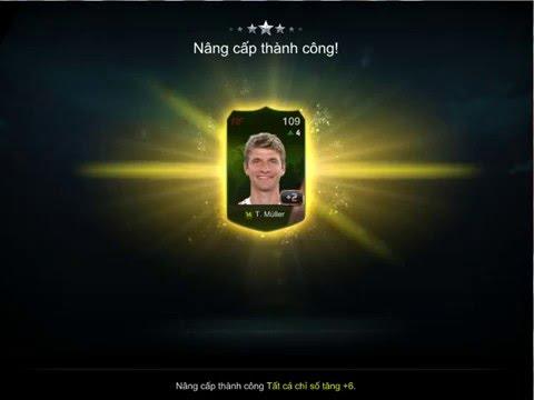 Quà đền bù New Engine FIFA Online 3 Việt Nam. Vi diệu :)