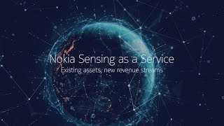 Sensing as a Service - existing assets, new revenue streams
