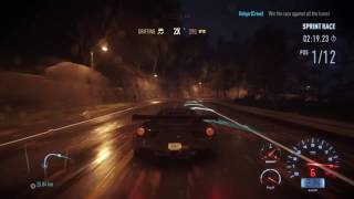 Need For Speed 2015: Final Race + Customizing Car(PS4)