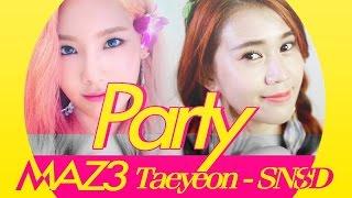 Makeup A To Z 3   PHONG CÁCH PARTY SNSD   Ngọc Thảo Official [ Hướng Dẫn Làm Đẹp]