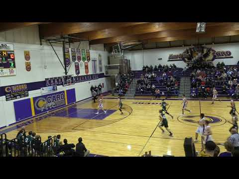 Caro High School VS Lakers High School Boys Game By Majestic Sky Link