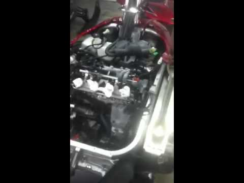 2007 Yamaha Apex Gt Oil Change Youtube