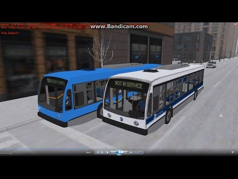 Omsi 2 tour (830) CTA 130 Union Stations - Museum Campus @ Chicago Nova Bus LFS   芝加哥
