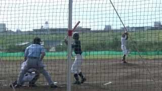 20130929 東京神宮シニア 3-1 江戸川中央シニア(秋季東東京)FULL