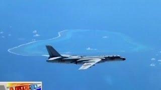 NTG: China, nag-post ng litrato ng nuclear-capabale bomber aircraft sa Scarborough Shoal