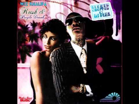 Wiz Khalifa  Glasshouse Feat Curren$y SLOWED N CHOPPED
